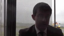 Tarbes : Manuel Valls fait le point sur les inondations
