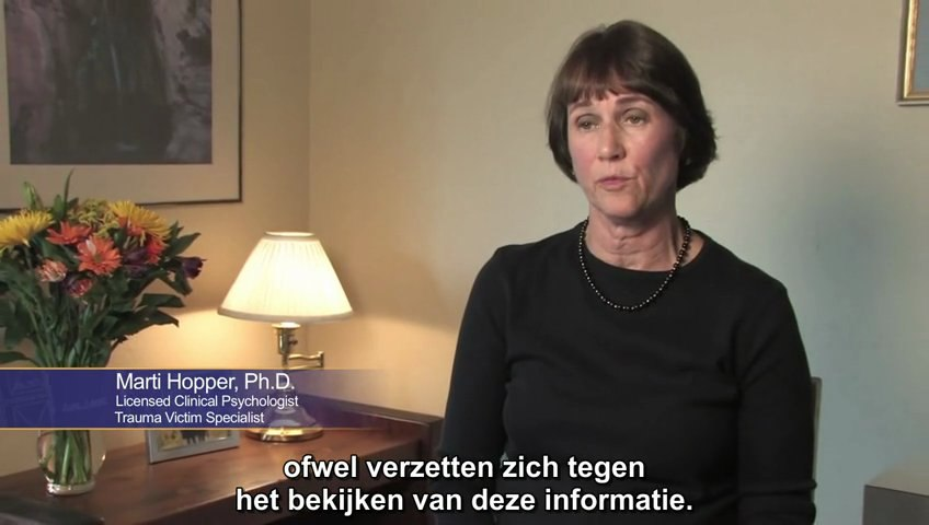 9/11 - Psychologists Speak Out - AE911Truth - Dutch subs