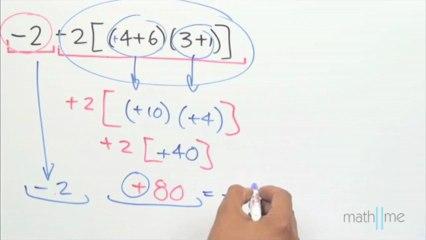Simplificar -2 2[4 6)(3 1)]