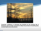 Business News Jakarta Management | Crown Capital News Blog : Indonesian Consumers Grip Wallets Amid Surge in Power Costs