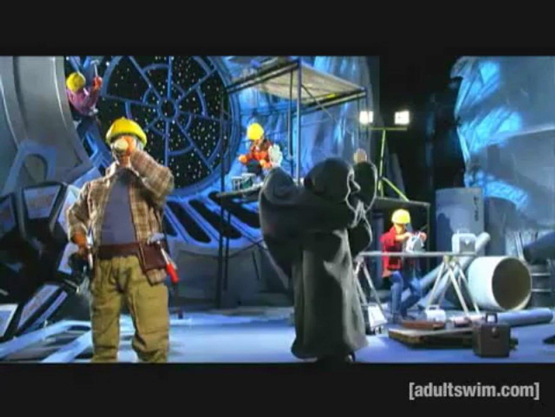 Robot Chicken_ Robot Chicken Star Wars Trailer