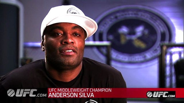 UFC 162 : Anderson Silva Pre-Fight Interview