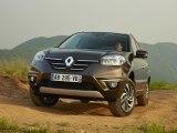Légères mises à jour pour le Renault Koleos