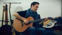 Guitare Acoustique  Medley Fingerstyle 11 chansons 3 minutes meme accords (C G Am F)