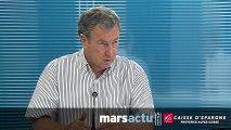 Le talk économie Marsactu : Raymond Vidil, président d'armateur de France