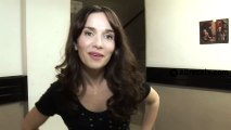 Filming of Solamente vos - scenes for ep 78 - Patricia Sosa + Natalia Oreiro