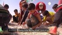 Les enfants syriens et leurs cerfs-volants... - no comment