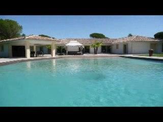 Propriété de Luxe - Villa moderne  à vendre dans le Sud de la  France Cote d'Azur