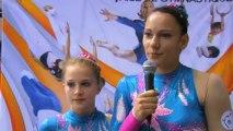 I-Gym Mag - Championnats de France Trampoline Tumbling et Gymnastique Acrobatique Toulouse 2013