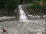 Fonte des neiges : les barrages sont ouverts (Maurienne)