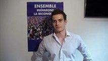Débat sur le Projet de décentralisation - interview de Clément Forestier - Jeunes Populaires UMP 92