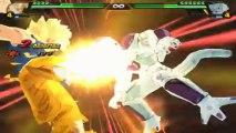 Saga Freezer dragon ball budokai tenkaichi 3 latino Parte 4