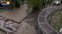 Inondations à Lourdes: les sanctuaires en péril - 21/06