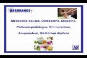 Assurance mutuelle complémentaire santé: Médecines douces et actes de prévention
