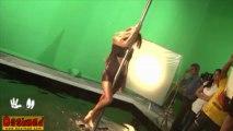 Poonam Pandey STRIPS in Hot Pole Dance in NASHA