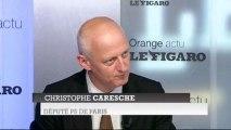 Caresche : Collomb «voudrait créer un mouvement réformateur au sein du PS»
