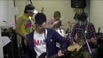 バンドでSKET DANCE 第2期OP『道』を演奏してみた。【ヤマンジ】