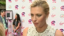 Maria Sharapova on equality in tennis and Wimbledon 2013