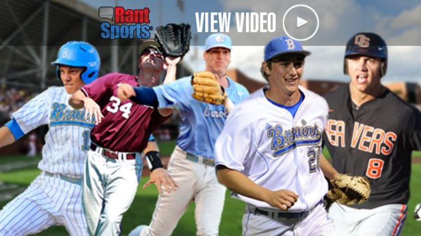 College Baseball World Series 2013: Top Five Players To Watch