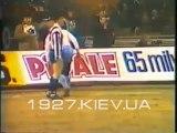 КЕЧ 1986/1987 Динамо Киев - Бешикташ 2:0