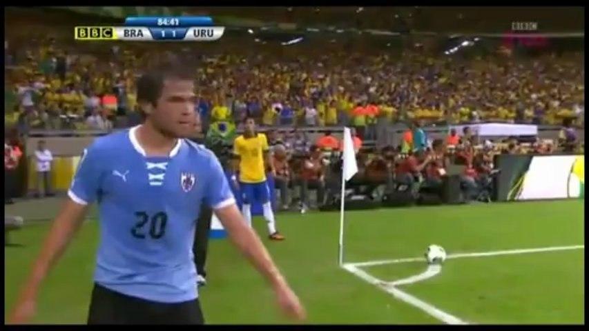 Neymar vs Gonzalez
