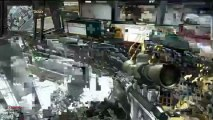 MW3 Off Shore Throwing Knife Tutorial / Throwing Knife Spots