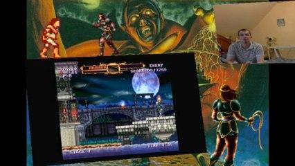 Retro City Games - Steimir - Castlevania The Adventure Rebirth - Wiiware