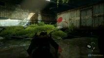 Soluce The Last of Us - Tunnel Souterrain : Éviter les infectés