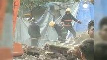 Siete muertos en el segundo derrumbe en Bombay en dos días