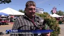 Walle, gagnant du concours du chien le plus laid du monde