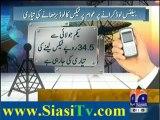 Big Increase in Tax on Mobile Calls