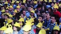 Samsun Ondokuz Mayıs Üniversitesi Model'le Kampüste Parti