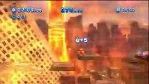 Sonic Generations - Crisis City Acte 1 - Défi 2 : Un peu de jonglage