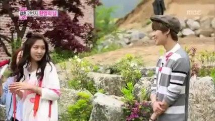 Taemin Naeun Ep 23 - WGM Taeun Couple ( Taemin ♡ Naeun