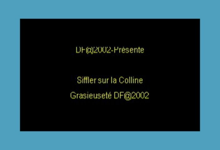 Karaoke - Siffler sur la colline - Dassin