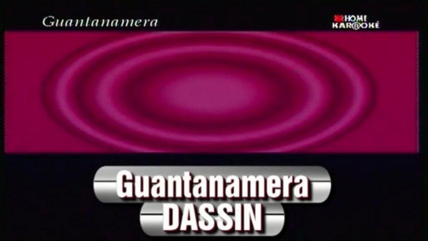 Karaoke - Guantanamera - Dassin
