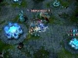Top 5 Actions LoL Millenium #7 - League of Legends