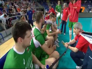 France - Bulgaria 9.06.2013 World League volleyball