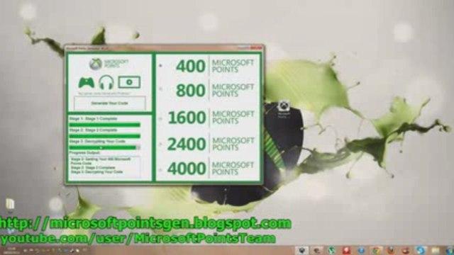 Téléchargement gratuit GRATUIT Xbox Live Codes générateur Juin - July 2013 Update