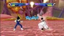 Vegeta Dragon Ball Budokai 3 HD Vegeta el Mejor   Parte 4 Final