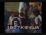 Чемпионат СССР 1987 Жальгирис - Динамо Киев 1:0