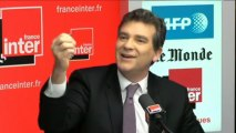 "Arnaud Montebourg : ""Mr Barroso est le carburant du FN"""