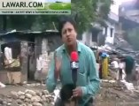 Very Funny Beeper of Indian TV Reporter During Floods