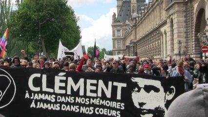 Manifestation antifasciste le 23 juin 2013 à Paris