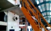 China The high quality Corrugated cardboard production line-2200 C, B&E Flute