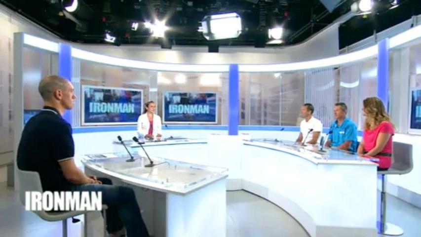 Emission spéciale consacrée à l'Ironman de Nice