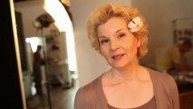 Edelgard Baumann, COTTON USA Deutschland, erklärt die Kampagne 2013
