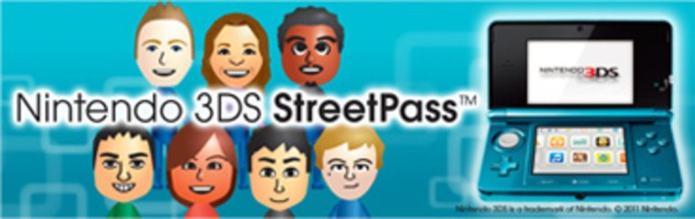 Présentation Jeux StreetPass (Galaxie, Jardin, Conquête & Manoir hanté)(3DS)