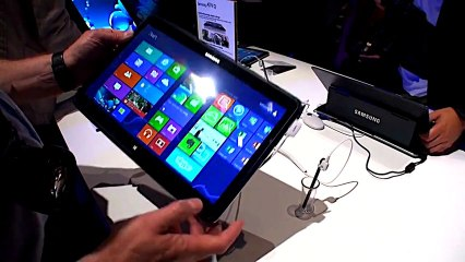 Xbox One's second hand game policy and Samsung's Ativ Q Tablet