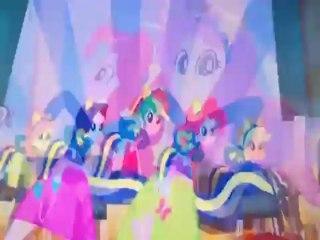 Equestria Girls Song -  *SPOILER*